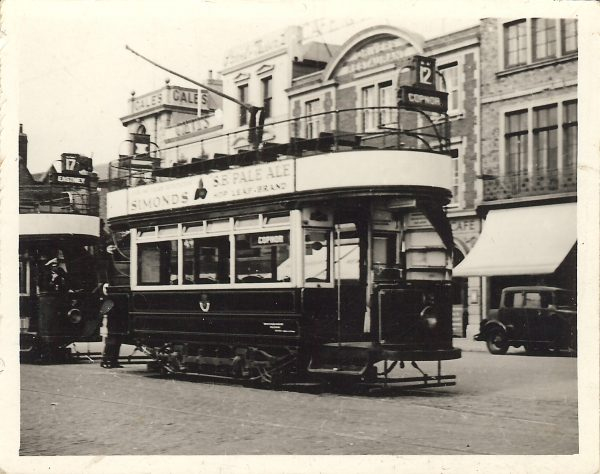 1950c Tram Portsmouth