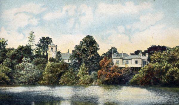 Caversham Court riverfront