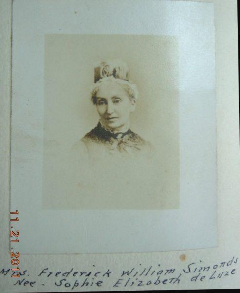 De Luze SE [Simonds] 1875