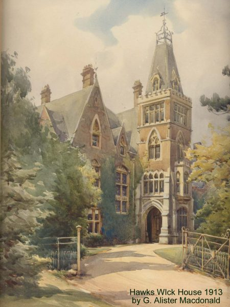 Hawkswick 1913