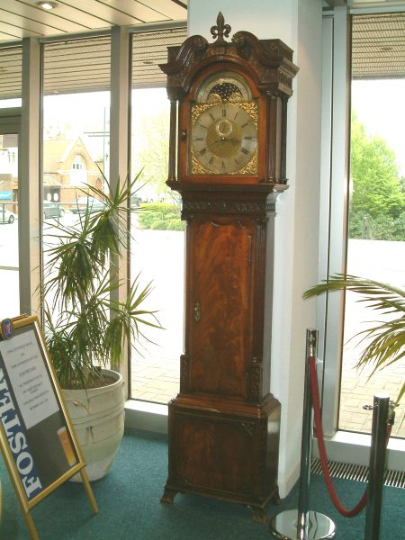 Simonds Clock Staines 2008