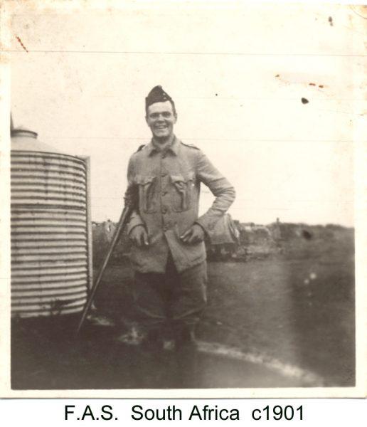 Simonds FA 1900 Boer war