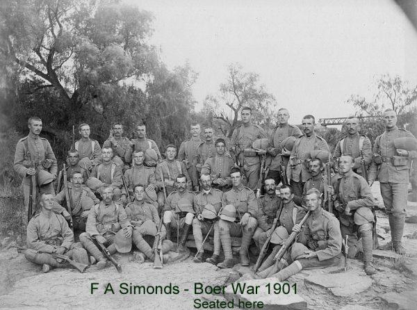 Simonds FA 1901 e
