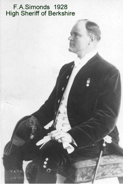 Simonds FA 1928 Sheriff