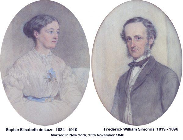 Simonds FW 1855 +S De L