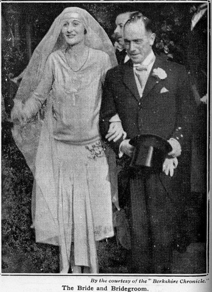 Simonds HD 1927 Wedding