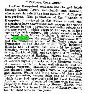 Winloed bought The Times Saturday, 14-12-1912 pg. 15