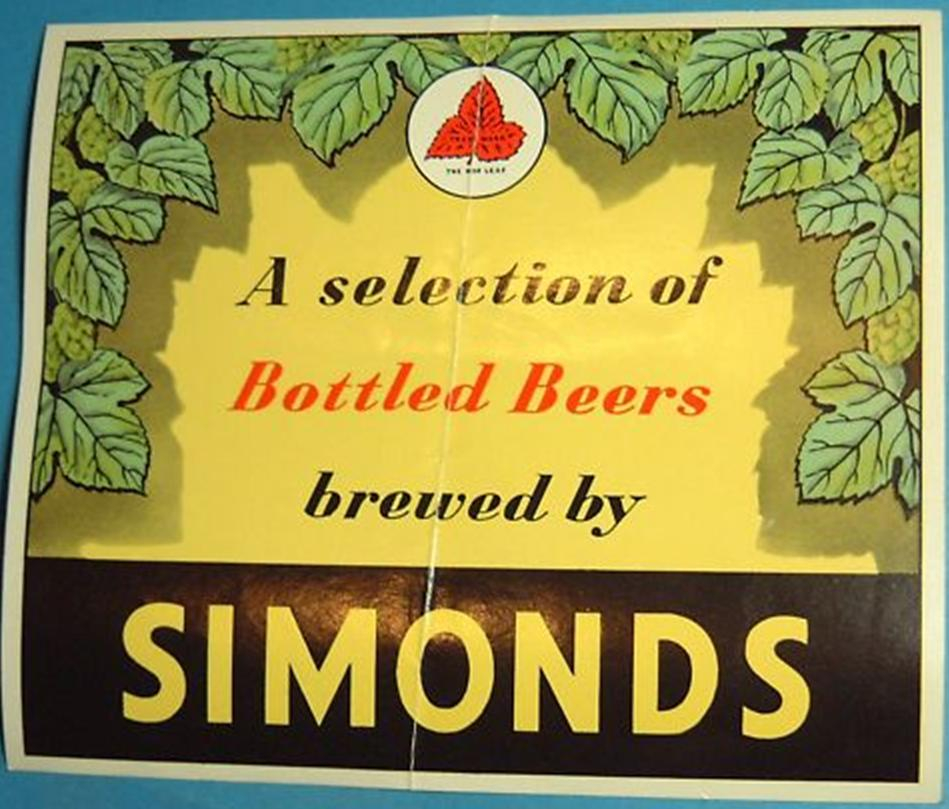 A Selection of Beers advert