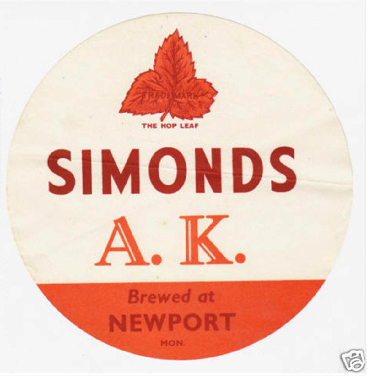 AK Newport Mon 1930 L