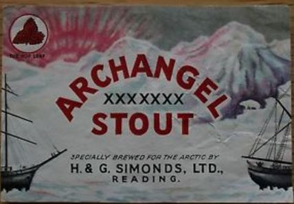 Archangel Stout Wartime