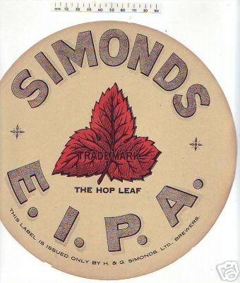 Barrel Label EIPA 1930