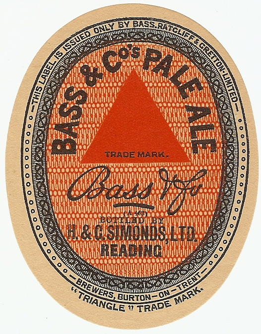 Bass Pale Ale -Red