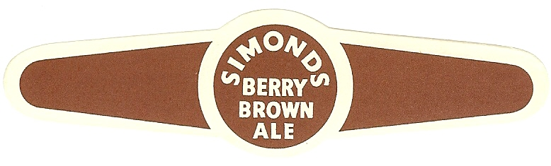Berry Brown 9a neck label