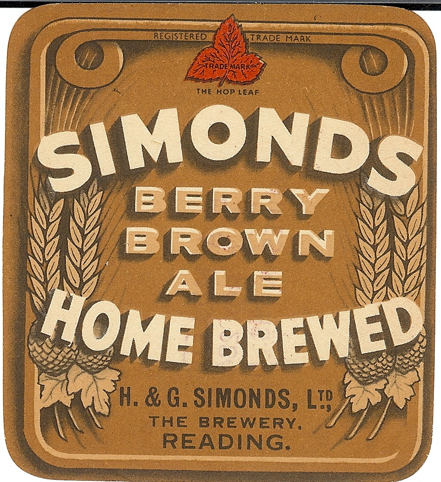 Berry Brown Home Brewed 1