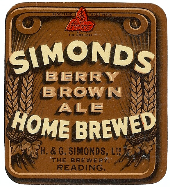 Berry Brown Home Brewed 2 gloss