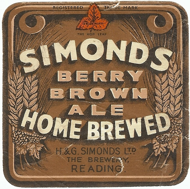 Berry Brown Home Brewed 3 square
