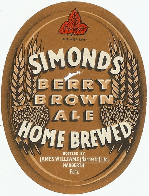 Berry Brown Home Brewed 5 James Narbeth