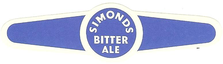 Bitter Ale 11b neck label