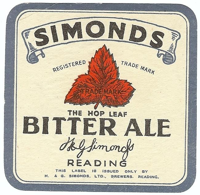 Bitter Ale 2 matt square