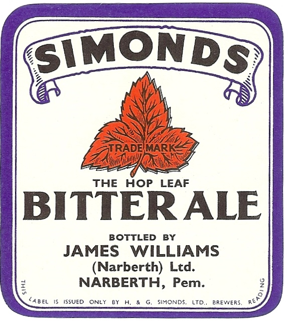 Bitter Ale 4 James Williams