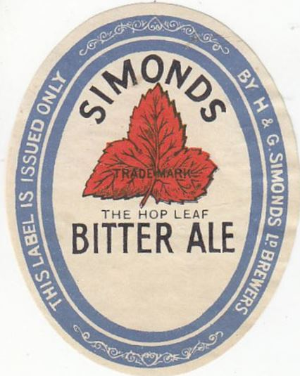 Bitter Ale with Blank