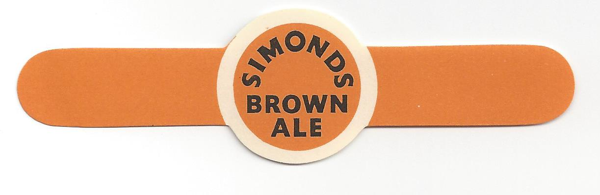 Brown Ale 10a neck label