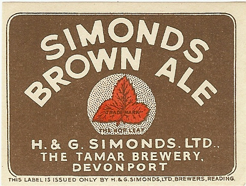 Brown Ale 2a Wartime Devonport