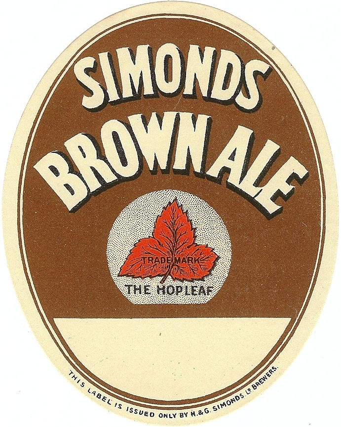 Brown Ale 3 1930's