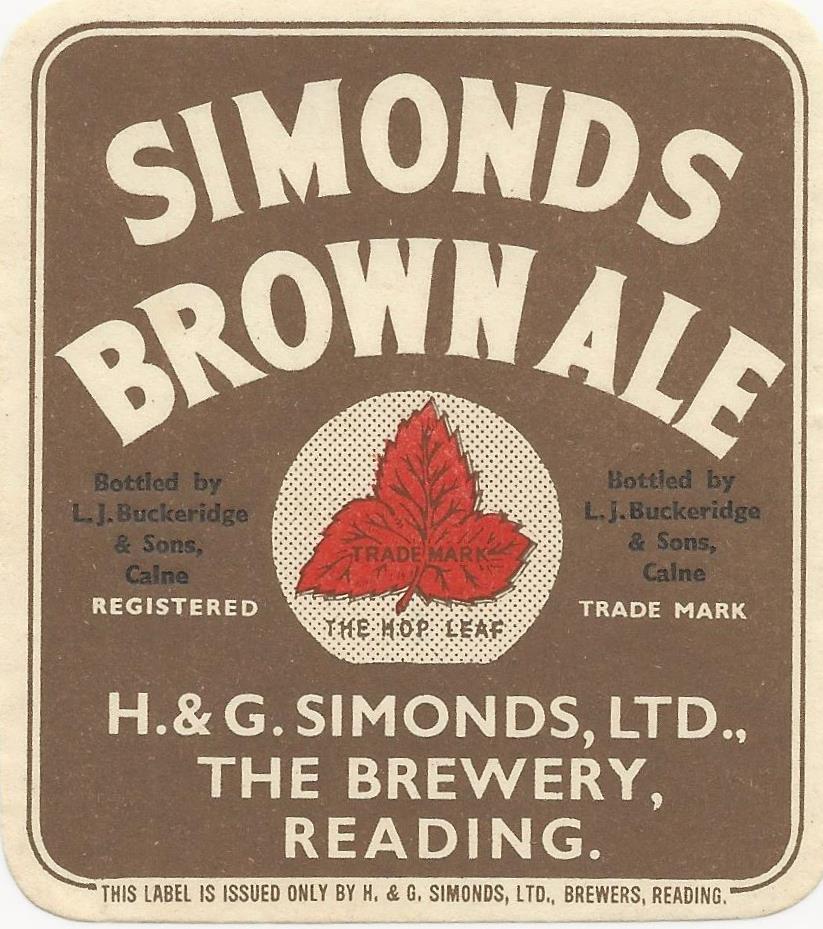 Brown Ale 6 Buckeridge