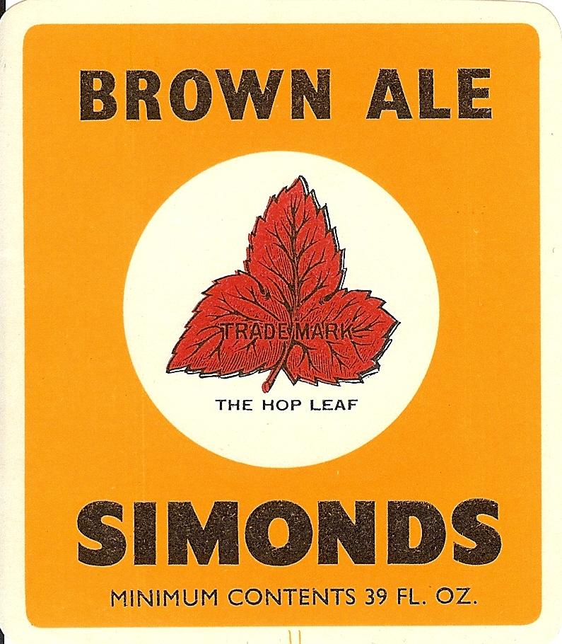 Brown Ale 8c 39oz