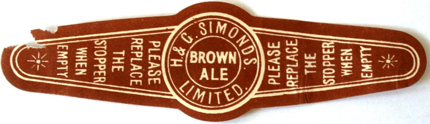 Brown Ale stopper