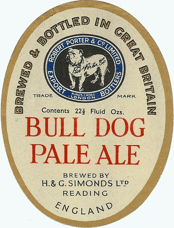 Bulldog 4 large 22oz