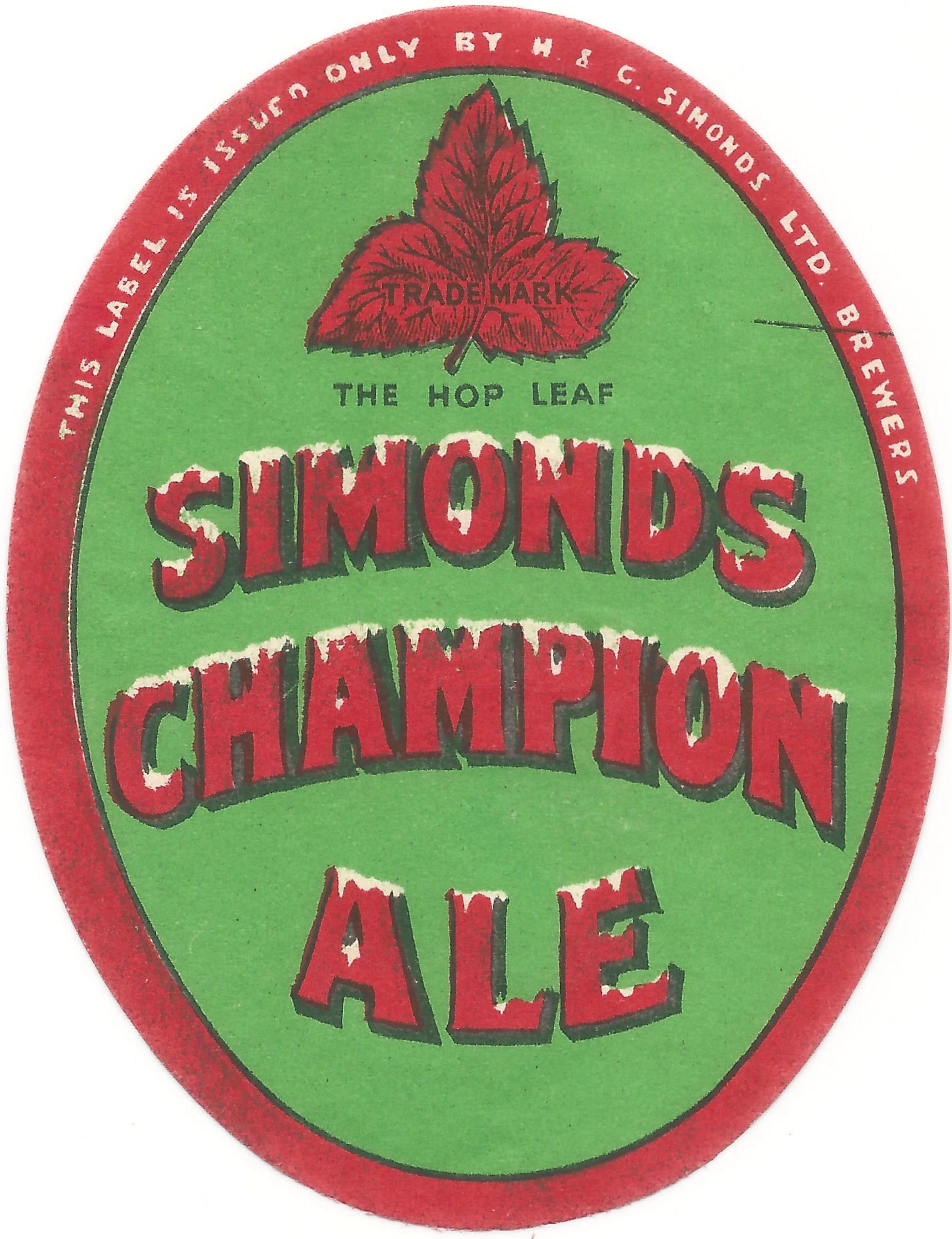 Champion Ale 2