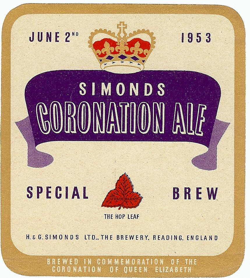 Coronation Ale 2 1953