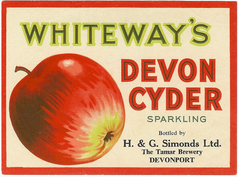 Cyder 2a Whiteway's Devonport