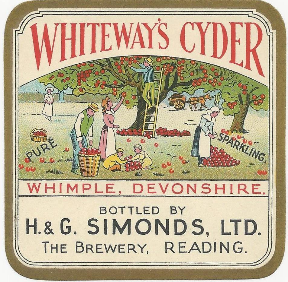 Cyder 5 Whiteways