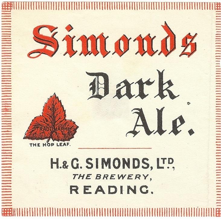 Dark Ale 2 1930's