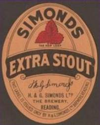 Extra stout 1930's