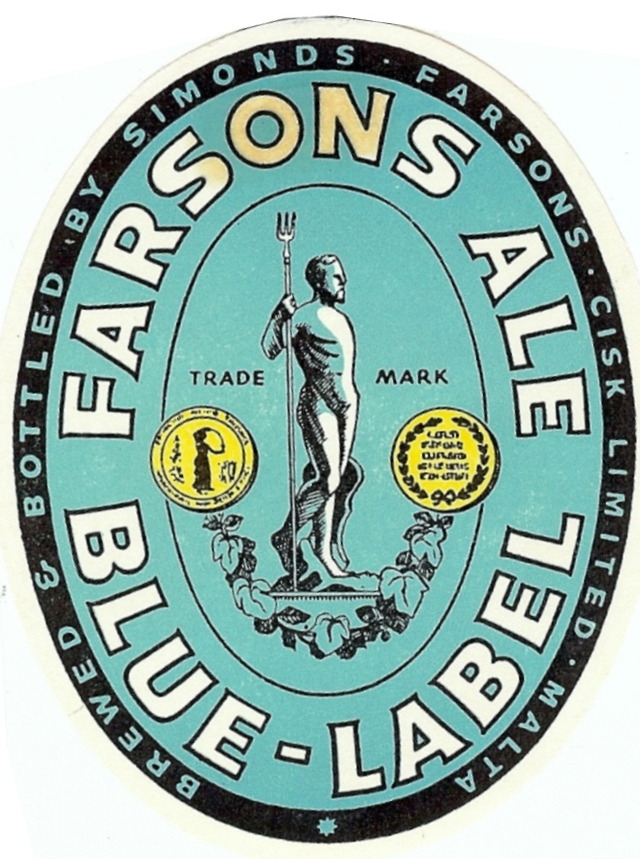 Farsons Blue Label 2