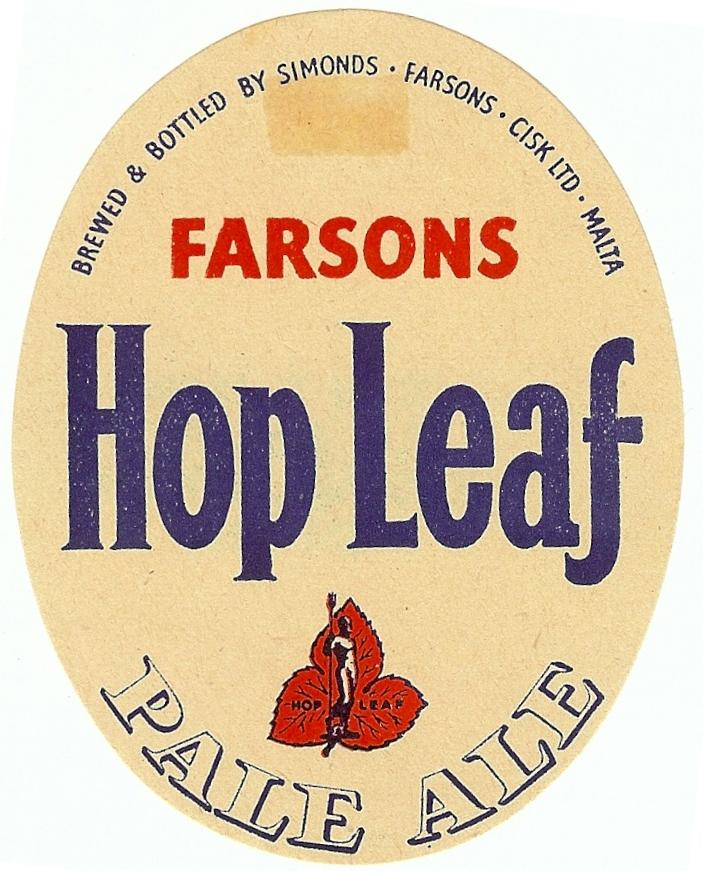 Farsons Hop Leaf