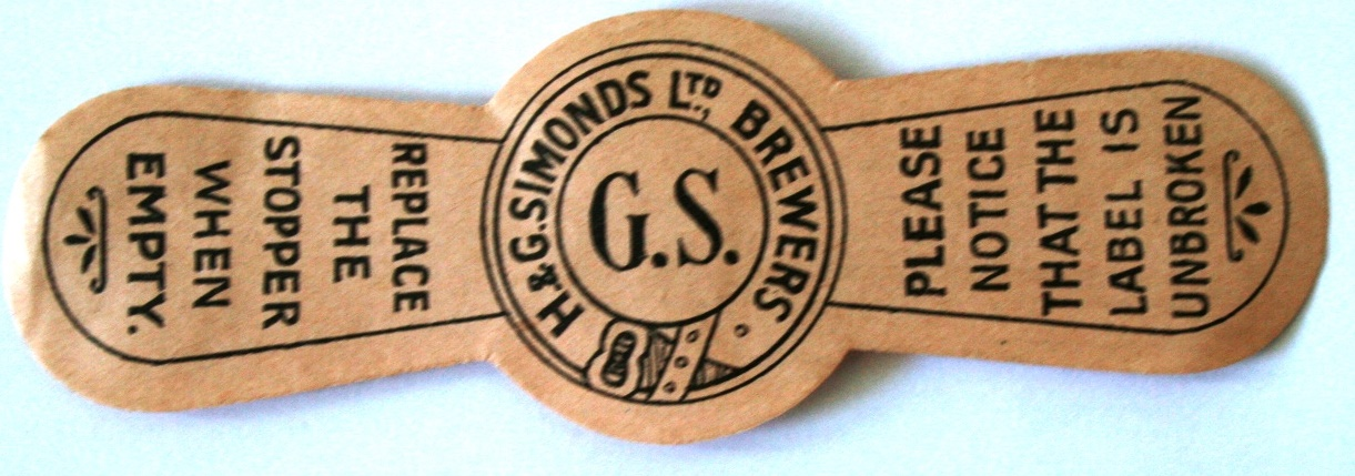 GS Neck label