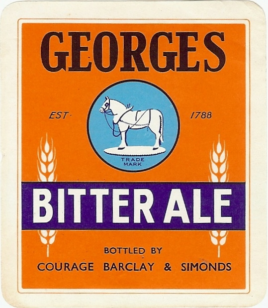 Georges Bitter Ale
