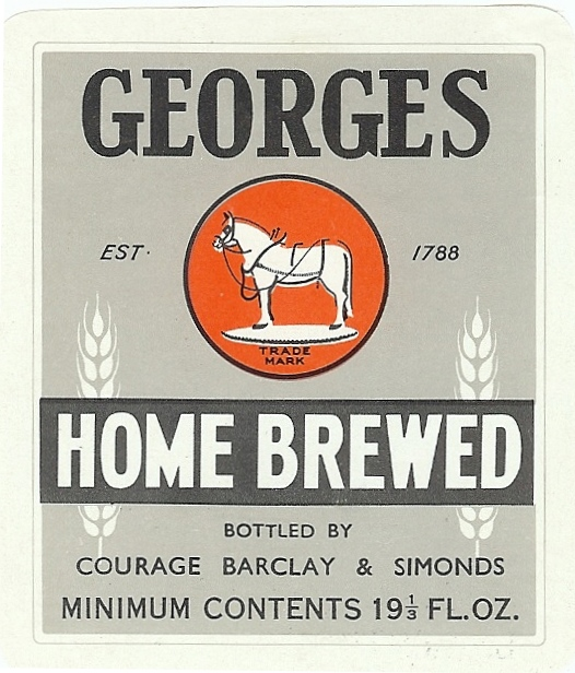 Georges Home Brewed 19oz