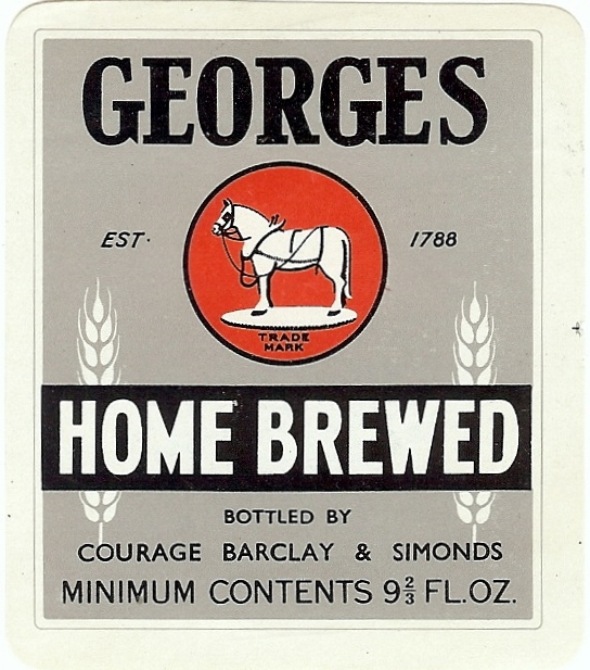 Georges Home Brewed 9oz 2