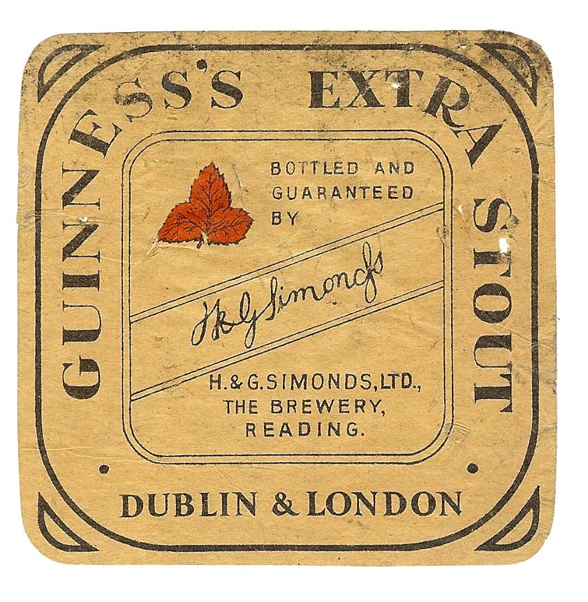 Guinness 01 Reading