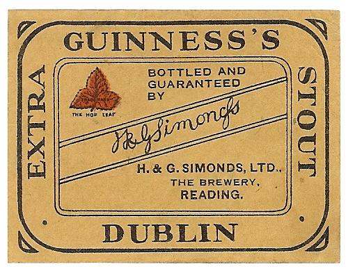 Guinness 02 Reading wartime