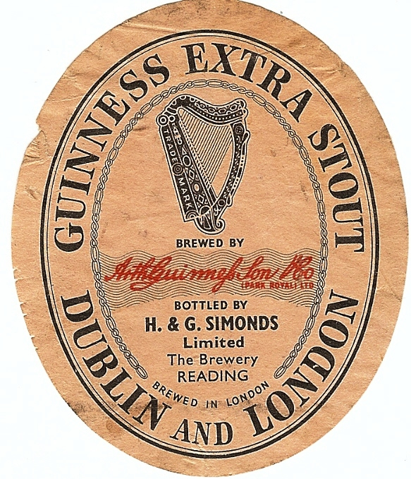 Guinness 03 Reading oval b