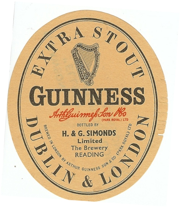 Guinness 04 Reading oval