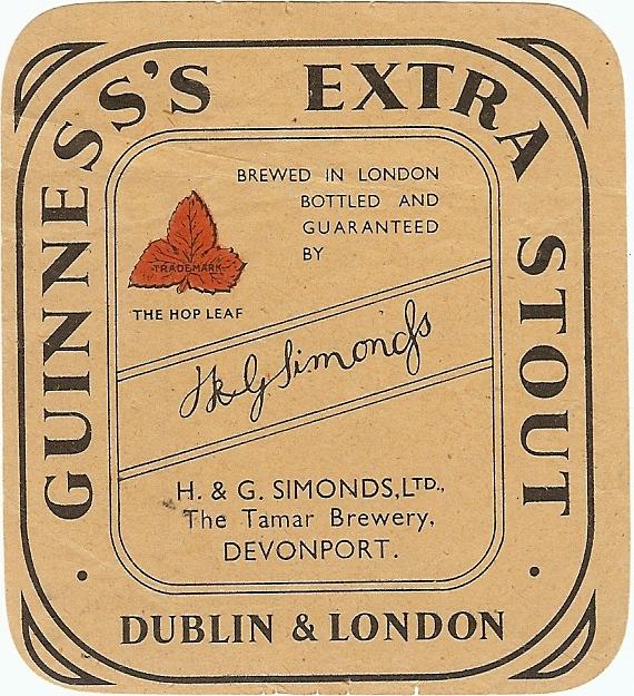 Guinness 06 Devonport