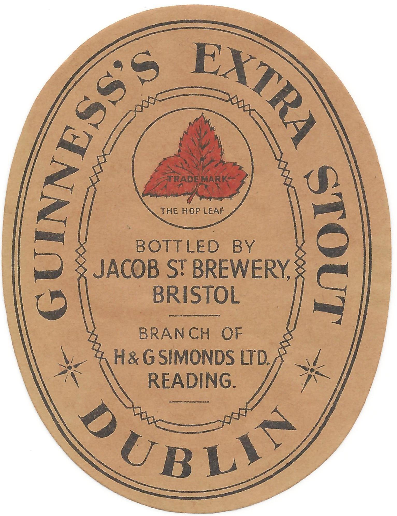 Guinness 09 Bristol